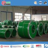 Hautes performances de la bobine en acier inoxydable 304L'acier galvanisé avec SGS Ios