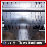 ラインを切り開くDecoiler Recoilerの鋼鉄コイルが付いている金属の鋼板のスリッター