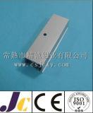 6063 T5 sablage Profil d'extrusion en aluminium anodisé, profil en aluminium de la Chine (JC-P-84072)