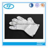 Удалите полиэтиленовые одноразовые перчатки для ресторана