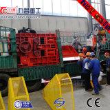 La Chine écrasant la ligne pour le concasseur de pierres de la capacité 6-50tph