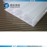 紫外線上塗を施してある5壁の多炭酸塩のマルチ壁の空シート
