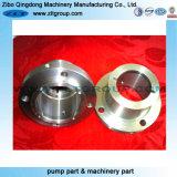 水機械で造られた部品のための電気浸水許容ポンプフランジ
