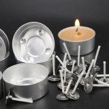 Sostenedores de vela naturales para la fabricación de la vela de Tealight