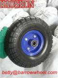 고무는 410/3.50-4 공구 손수레 바퀴를 선회한다
