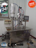 Kontrollierte Undercup Füllmaschine PLC-(QGBGS)