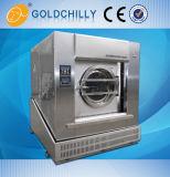 1대의 세탁기 양탄자 청소 기계에서 세탁기와 건조기 전부