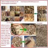 Los desechos de papel de la TDF impulsado peletizadora de biomasa en polvo