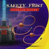 Bouw van Kabel van het Systeem van de Intercom van de Vloer van de Lift de Hulp