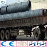 Staven van het Staal van de levering de Warmgewalste Misvormde/Rebars van het Staal in HRB335/400/500 met Rol