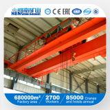 Haz doble ligero puente grúa para varias fábricas