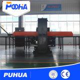 Plaque en acier automatique hydraulique machine CNC de perforation de la tourelle Appuyez sur le prix