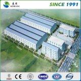 中国の製造業者の鉄骨フレームのプレハブの家の倉庫