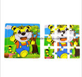 Wooden Intelectual Puzzle Toys Many Patterns