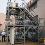 Реактор 5 эмульсий Вод-Основания тонны акриловый