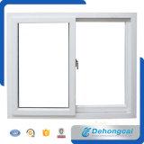 Nueva ventana de desplazamiento del aluminio/UPVC de la fuente de la fábrica de China