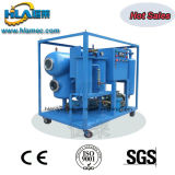 Máquina da filtragem do óleo da turbina do desperdício do aquecimento do vácuo de Tvp