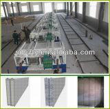 Tianyiの移動式鋳造物の混合物のセメントの壁機械EPSサンドイッチボード