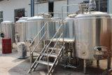 equipo industrial de la fabricación de la cerveza del arte de Teating del vapor 2000L (ACE-FJG-A2)