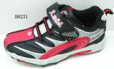 Zapatillas de deporte respirables de la comodidad de los amaestradores de los zapatos corrientes del deporte del amaestrador de la tela de los hombres del deporte de Zapatillas de la buena calidad