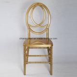 Mais de 500 quilos de ouro de carga de resina de PC Phoenix Chiavari cadeiras por grosso