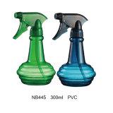 300ml pvc Trigger Sprayer Bottle voor Cleaning (NB445)