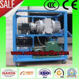 Système de récupération d'huile à isolation isolée, machine centrifuge à l'huile