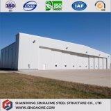 Estructura de acero prefabricados Sinoacme hangar para aviones