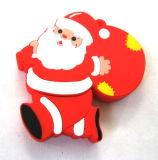 Movimentação popular do flash do USB do Natal (J-028)