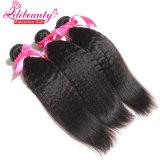도매 인간적인 Remy는 Malaysian 머리 Virgin 비꼬인 똑바른 묶는다