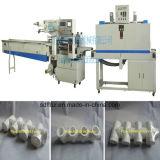Almohada tipo automático PPR accesorios de tubería retractilado de la máquina