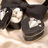 Горячие продажи в форме сердечка Тин коробки