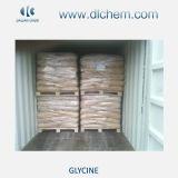 Glicina nutritiva CAS do suplemento à pureza elevada: 56-40-6 para a venda