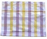 중국 공장 OEM 생성은 면 자카드 직물에 의하여 검사된 테이블 매트 식탁용 접시받침 티 타올을 주문을 받아서 만들었다