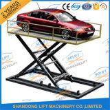 automobilistici idraulici di 3t 3m Scissor la piattaforma dell'elevatore dell'automobile con Ce