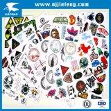Het gespecialiseerde Overdrukplaatje van de Sticker van het Lichaam van de Motorfiets van de Auto