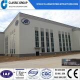 Prefabricados de estructura de acero de la luz de la construcción de almacén