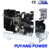 Groupe électrogène diesel d'Au80kw/100kVA Lovol (PFL100) pour réchauffer la machine de moulage de coup de bout droit (JND - SS1500)