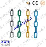 Catena a maglia Chain galvanizzata collegamento d'acciaio
