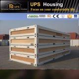 Propiedades inmobiliarias y casa modular barata movible cómoda de la construcción