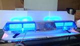 Véhicule Emergency DEL bleue Lightbar (TBD02626)
