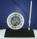 Handmade Special Fashion Craft Relógio de mesa de madeira K8044b