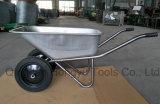 아연 2 바퀴 좋은 품질 외바퀴 손수레
