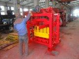 新しいデザインQtj4-40半自動圧縮された煉瓦ブロック機械