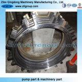 高い行列の機械化の部品のリングの専門の製造業者