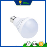 Luz de bulbo barata plástica blanca de lámpara del color SMD 9W LED