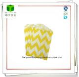 Bolsas hechas de papel biodegradable e impresas con tintas para alimentos seguros