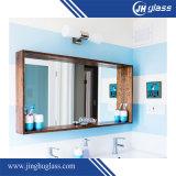 Specchio dell'argento dello specchio della stanza da bagno del bordo del Matt C