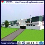 Shunda 강제노동수용소를 위한 가벼운 강철 구조물 모듈 Prefabricated 집