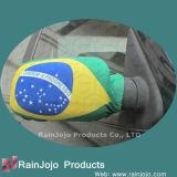 Indicateur de miroir de voiture Brasil